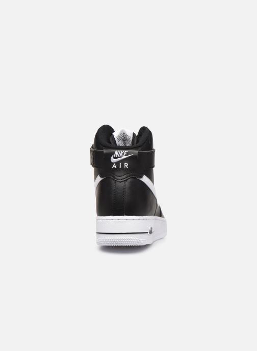 Baskets Nike Air Force 1 High '07 An20 Noir vue droite