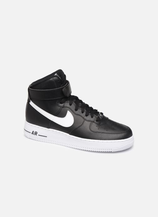Baskets Nike Air Force 1 High '07 An20 Noir vue détail/paire