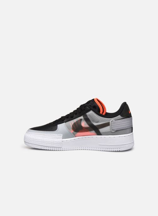 Sneakers Nike Nike Af1-Type Nero immagine frontale