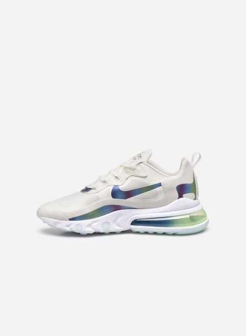 Sneakers Nike Air Max 270 React 20 Wit voorkant
