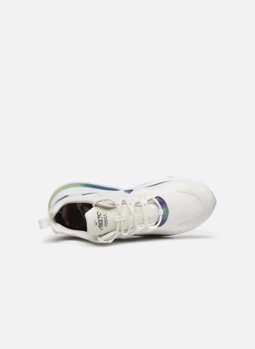 Baskets Nike Air Max 270 React 20 Blanc vue gauche