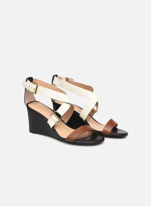 Sandalias Lauren Ralph Lauren Chadwell Sandals Multicolor vista 3/4