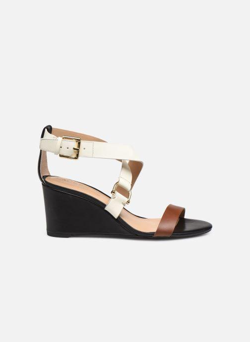 Sandalias Lauren Ralph Lauren Chadwell Sandals Multicolor vistra trasera