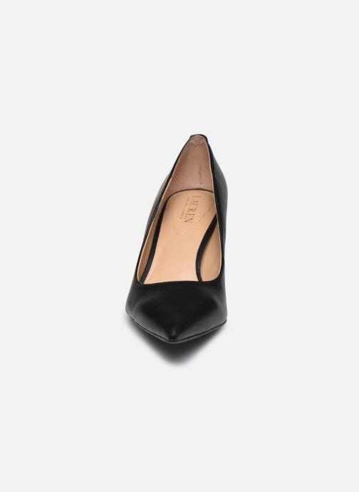 Escarpins Lauren Ralph Lauren Lanette Pumps Noir vue portées chaussures
