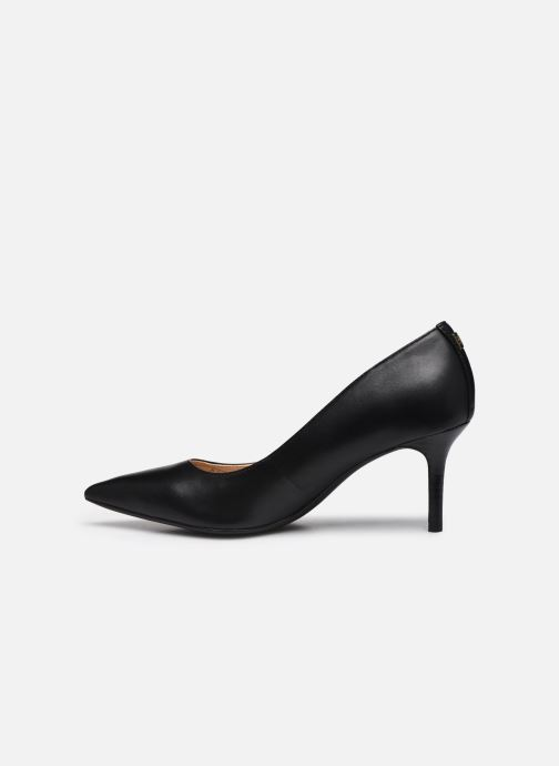 Zapatos de tacón Lauren Ralph Lauren Lanette Pumps Negro vista de frente