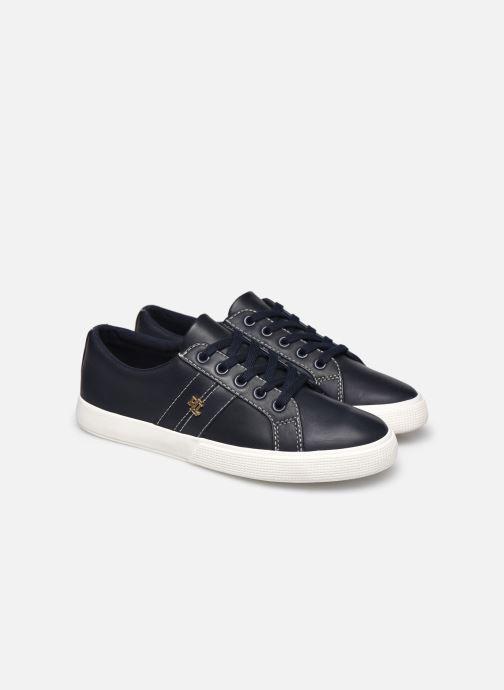 Deportivas Lauren Ralph Lauren Janson II Sneakers Azul vista 3/4