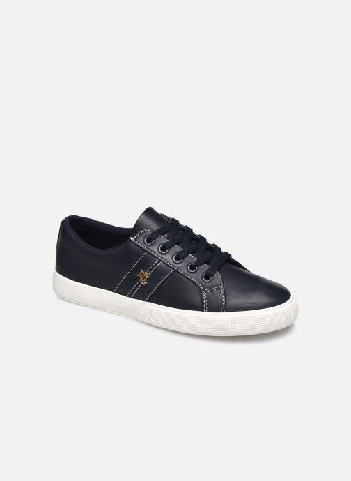 Deportivas Lauren Ralph Lauren Janson II Sneakers Azul vista de detalle / par