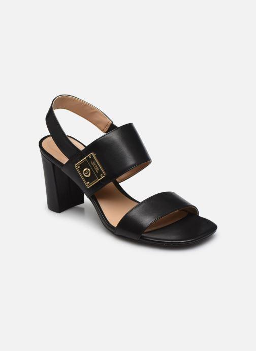 Sandales et nu-pieds Lauren Ralph Lauren Braidan Noir vue détail/paire