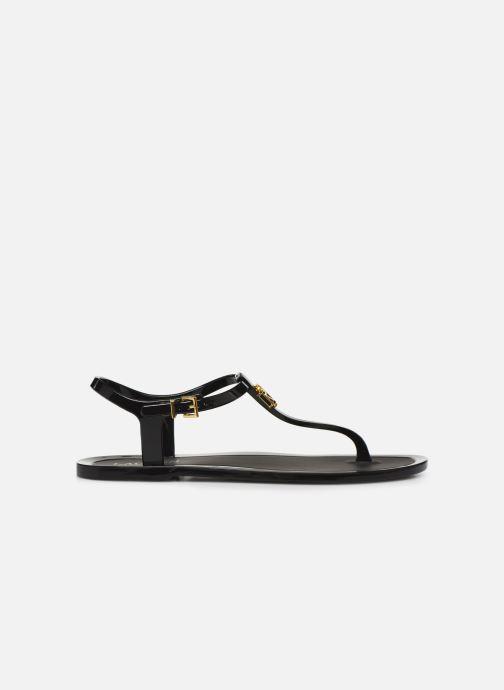 Sandales et nu-pieds Lauren Ralph Lauren Ashtyn Noir vue derrière