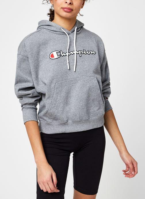 Sweatshirt hoodie - Champion Large Script