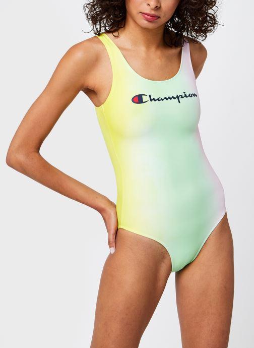 Ropa Champion Swimming Suit W Multicolor vista de detalle / par