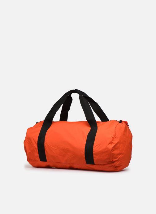 Sporttaschen Napapijri Hack Duffle orange ansicht von rechts