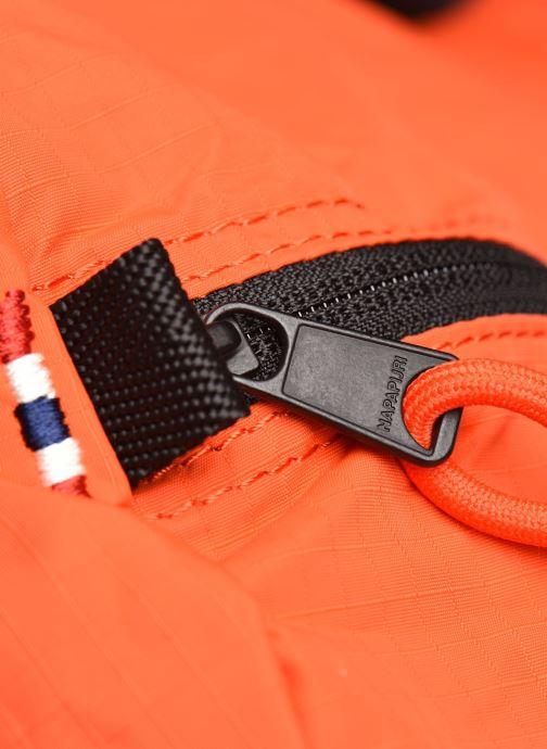 Sporttaschen Napapijri Hack Duffle orange ansicht von links