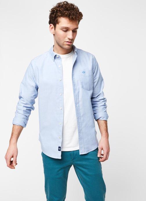 Vêtements Accessoires Stretch Oxford Shirt