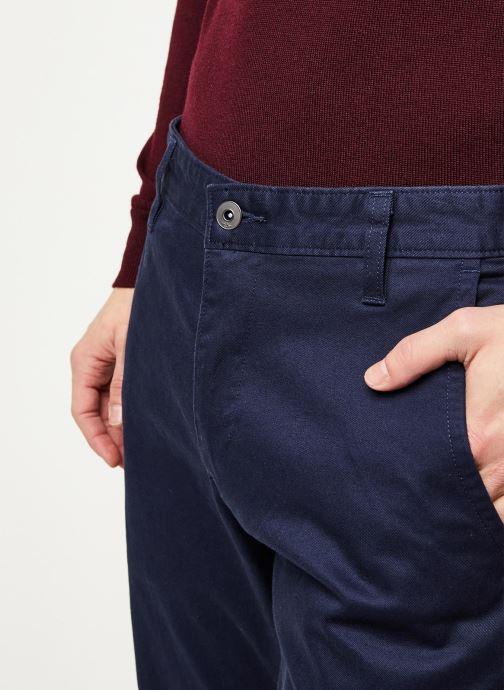 Vêtements Dockers Alpha Original Khaki Slim Bleu vue face