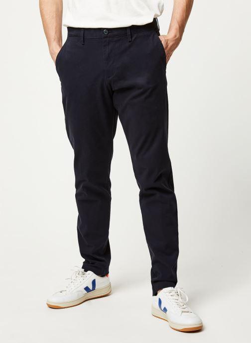 Vêtements Dockers Smart 360 Flex Chino Tapered Bleu vue détail/paire
