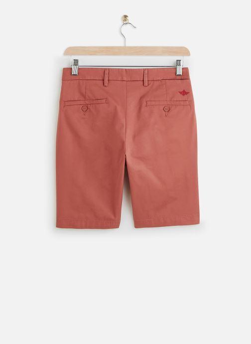 Vêtements Dockers Smart Supreme Flex Modern Chino Short Rouge vue bas / vue portée sac