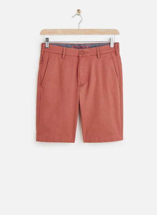 Vêtements Dockers Smart Supreme Flex Modern Chino Short Rouge vue détail/paire