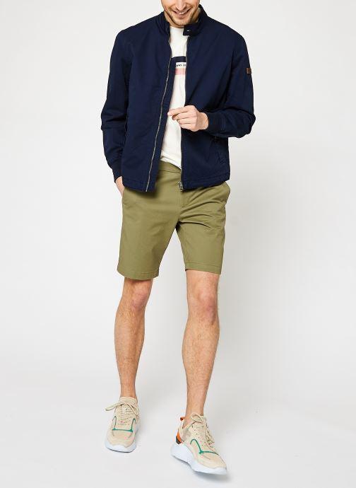 Vêtements Dockers Smart Supreme Flex Modern Chino Short Vert vue bas / vue portée sac
