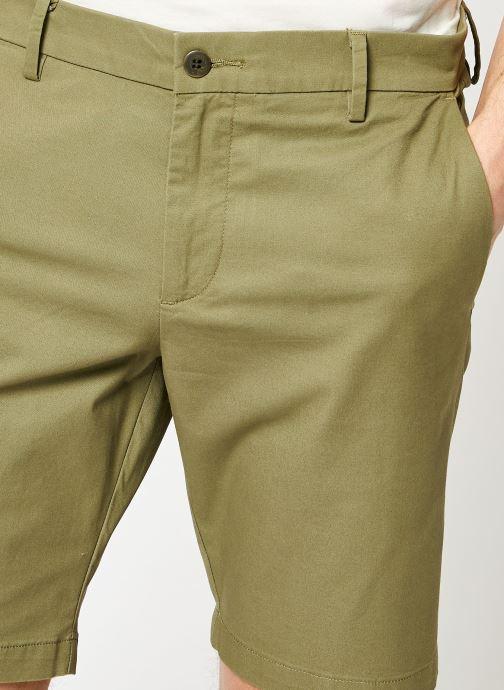 Vêtements Dockers Smart Supreme Flex Modern Chino Short Vert vue face