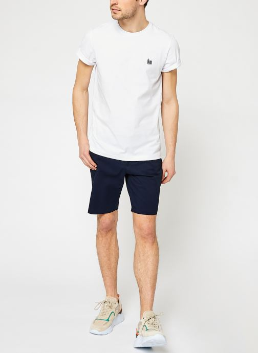 Vêtements Dockers Smart Supreme Flex Modern Chino Short Noir vue bas / vue portée sac