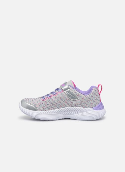 Baskets Skechers Move 'N Groove Sparkle Spinner Multicolore vue face