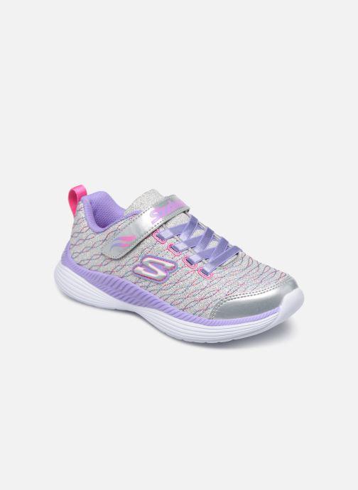 Baskets Skechers Move 'N Groove Sparkle Spinner Multicolore vue détail/paire
