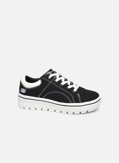 Sneakers Skechers Street Cleats 2 Bring It Back Zwart detail