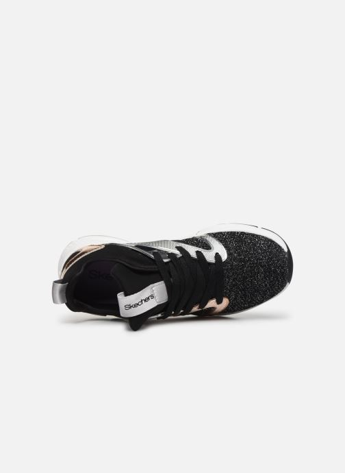 Sneakers Skechers Shine Status Sort se fra venstre