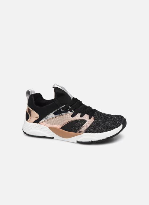 Sneakers Skechers Shine Status Sort detaljeret billede af skoene