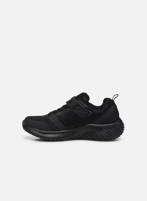 Sneakers Skechers Bounder Zallow Nero immagine frontale