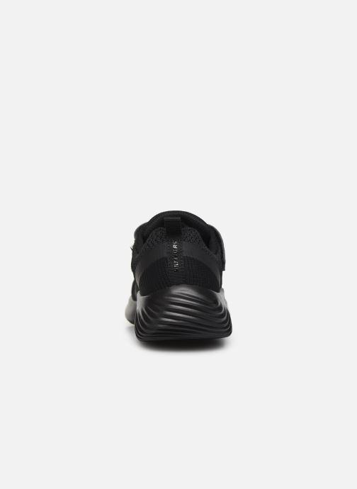 Baskets Skechers Bounder Zallow Noir vue droite
