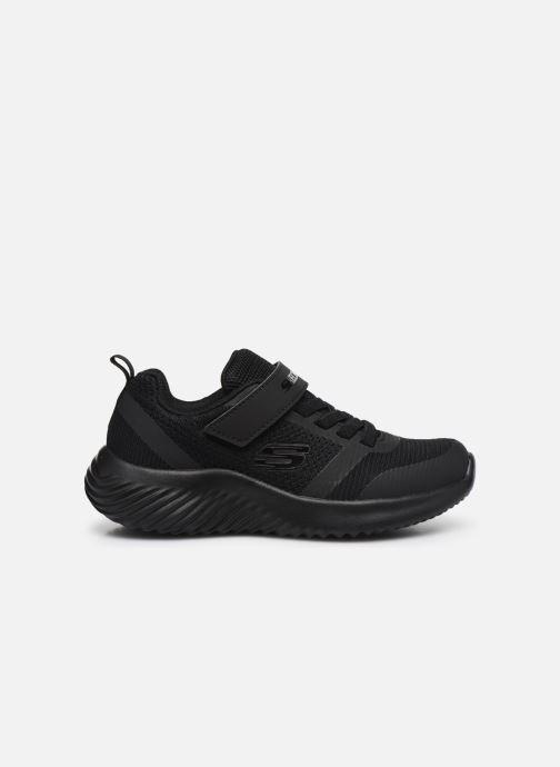 Baskets Skechers Bounder Zallow Noir vue derrière