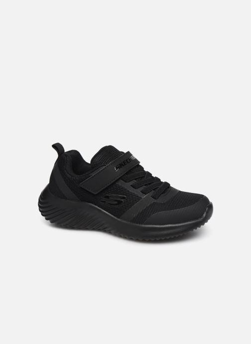 Baskets Skechers Bounder Zallow Noir vue détail/paire