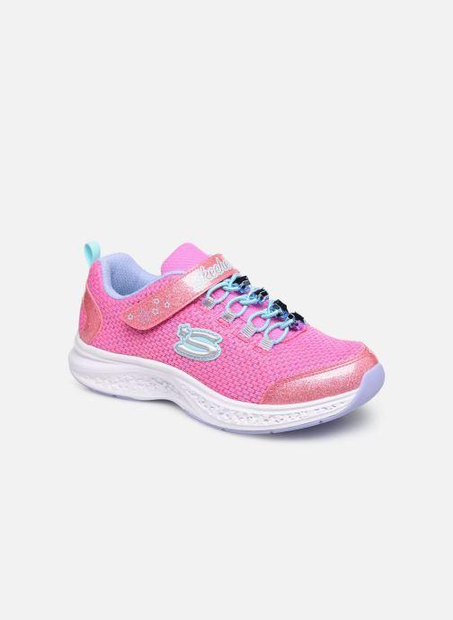 Baskets Skechers Star Speeder Rose vue détail/paire