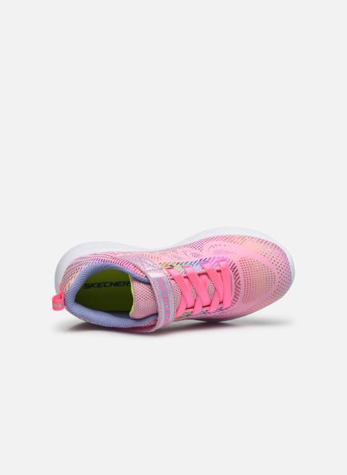 Sneaker Skechers Go Run 600 Lpmt rosa ansicht von links