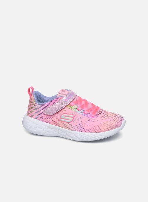 Sneaker Skechers Go Run 600 Lpmt rosa detaillierte ansicht/modell