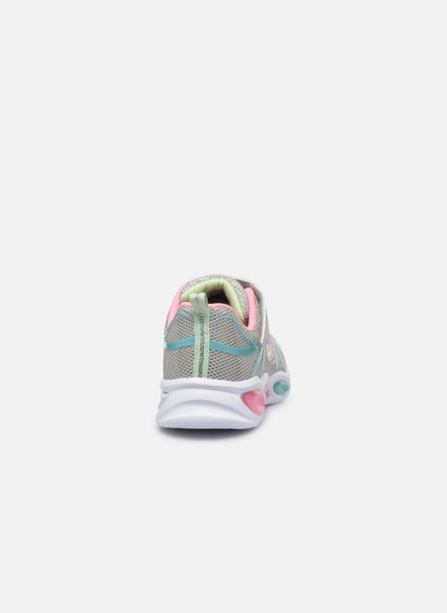 Baskets Skechers Shimmer Beams Multicolore vue droite