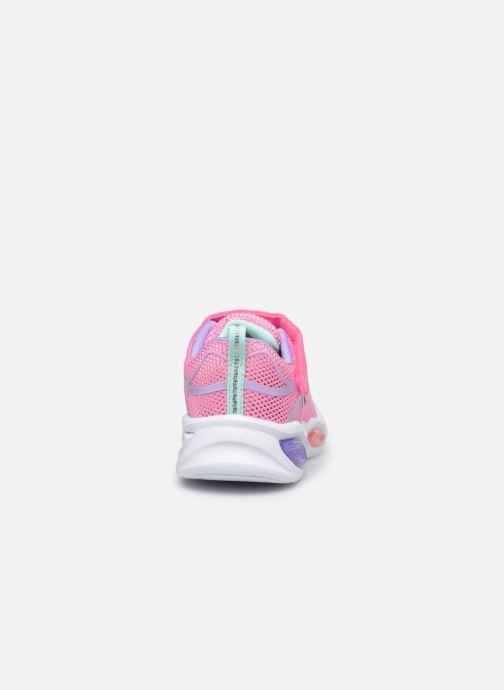 Deportivas Skechers Shimmer Beams Multicolor vista lateral derecha