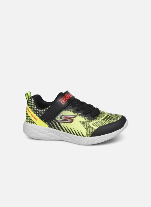 Baskets Skechers Go Run 600 Baxtux Jaune vue détail/paire