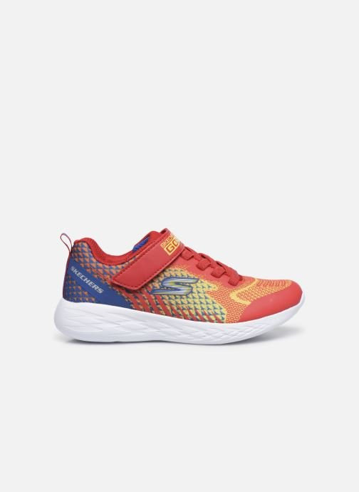 Baskets Skechers Go Run 600 Baxtux Orange vue derrière