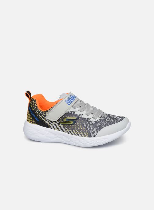 Sneakers Skechers Go Run 600 Hendox Grå detaljeret billede af skoene
