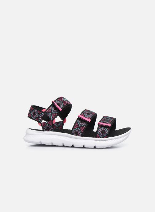 Sandalen Skechers C-Flex Sandal 2.0 Zwart achterkant