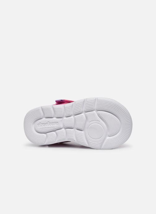 Sandalen Skechers C-Flex Sandal 2.0 rosa ansicht von oben