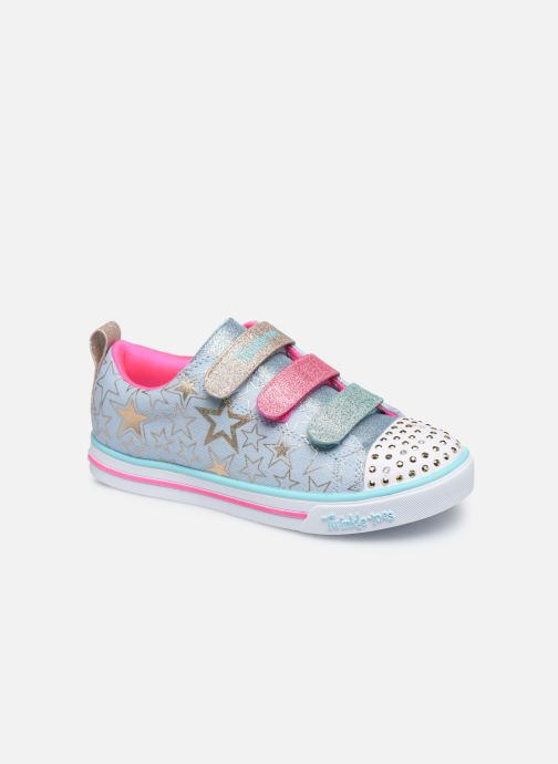Baskets Skechers Sparkle Lite Lbmt Multicolore vue détail/paire