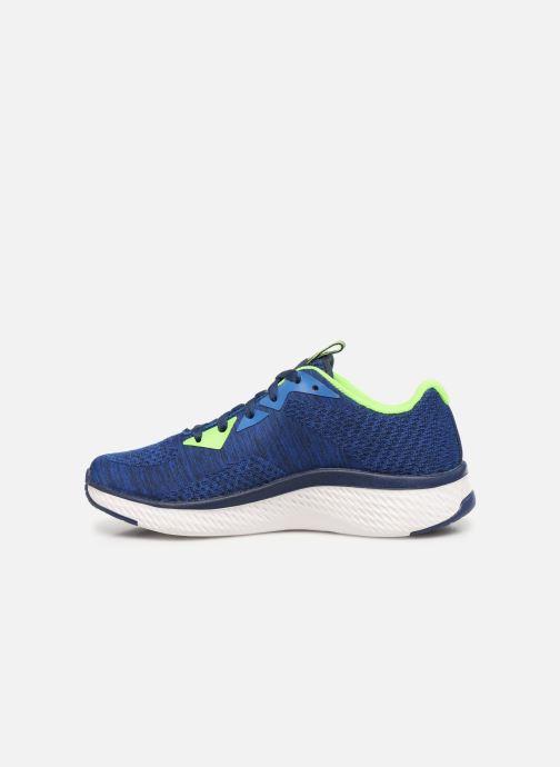 Sneakers Skechers Solar Fuse Kryzik E Blauw voorkant