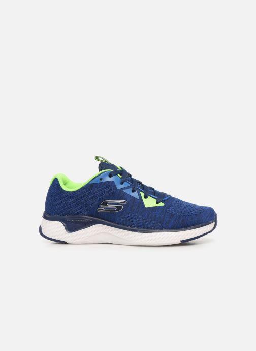 Sneakers Skechers Solar Fuse Kryzik E Blauw achterkant
