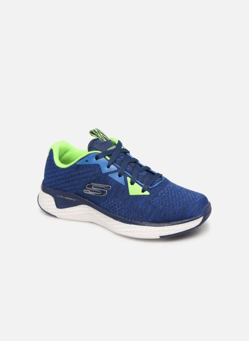 Sneakers Skechers Solar Fuse Kryzik E Blauw detail