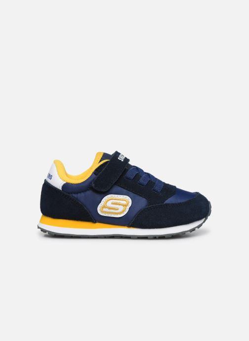 Sneakers Skechers Retro Sneaks Gorvox Blå se bagfra