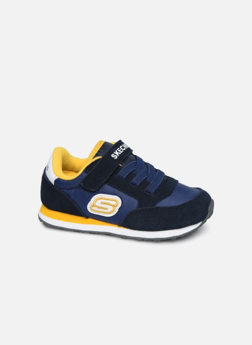 Sneakers Skechers Retro Sneaks Gorvox Blå detaljeret billede af skoene